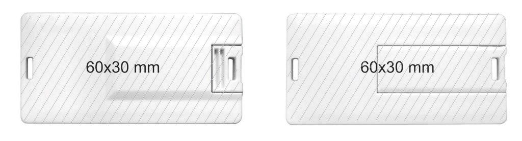 Memoria tarjeta USB mini