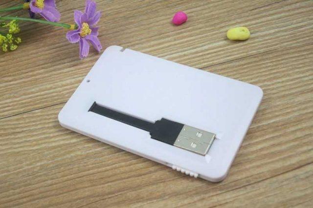 Tarjeta USB conector extensible