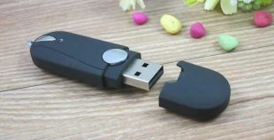 Pendrive memoria USB oval