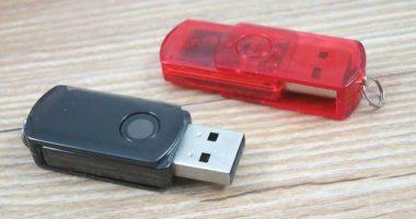 Memoria USB tamaño mini, en PVC traslúcido