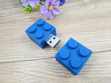 Memoria pendrive USB Lego
