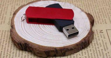 Pendrive personalizado memoria USB giratoria color