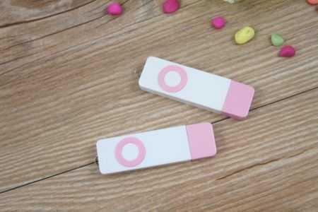 Pendrive USB barato bicolor