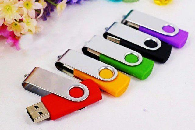 Pendrives personalizados USB H607