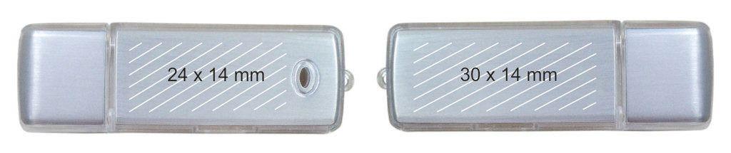 Áreas marcaje memoria USB pendrive clásico