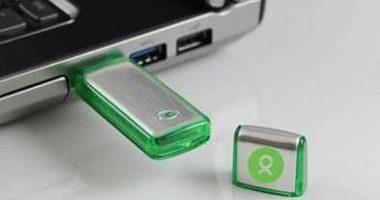 Memoria USB rectangular pendrive clásico