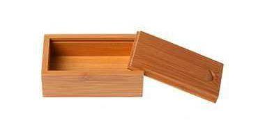Caja de regalo para memorias USB en madera