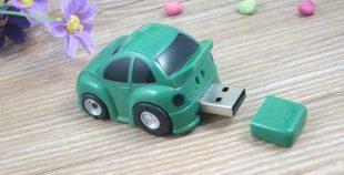 Pendrive memoria USB coche