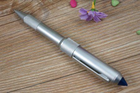 Pendrive USB boligrafo metal