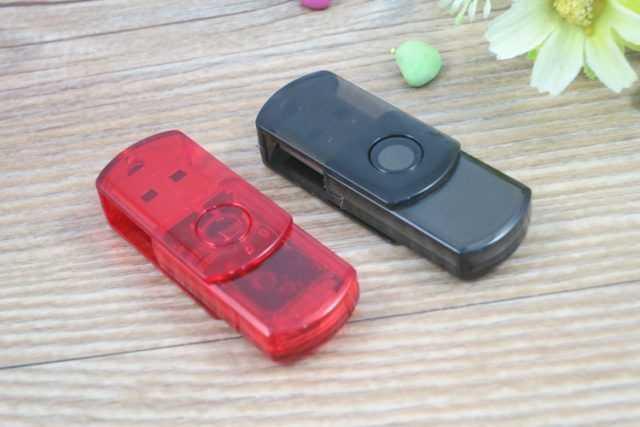 Memoria USB mini translucida