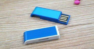 Mini memoria USB de tapa deslizante