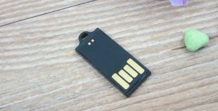 Memoria USB tamaño mínimo
