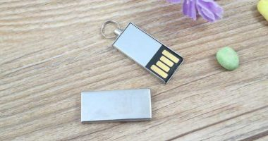Memoria USB mini metálica
