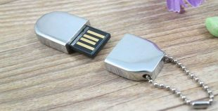 Pendrive USB mini oval