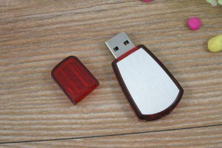 Pendrive USB bicolor