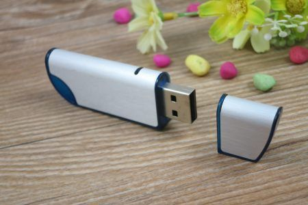 Pendrive memoria USB PVC metal