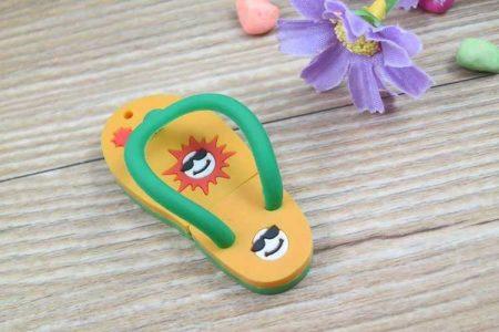 Pendrive personalizado mini USB chancla