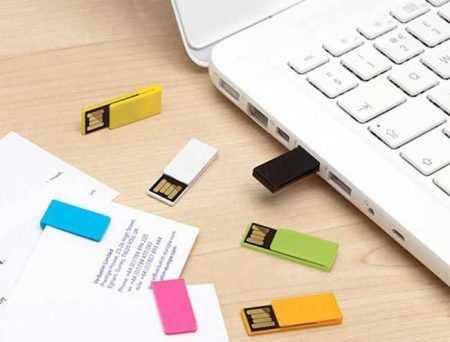 Mini memoria USB clip