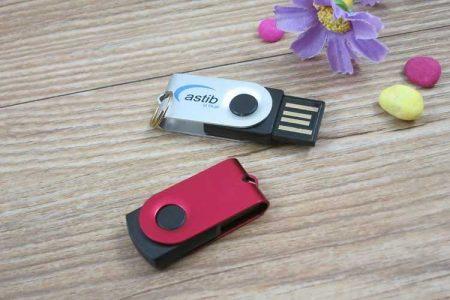 Pendrive personalizado USB giratorio tamaño mini