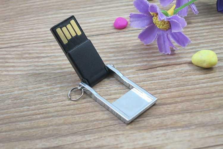 Pendrive personalizado USB mini con tapa