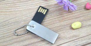 Pendrive publicidad USB mini llavero