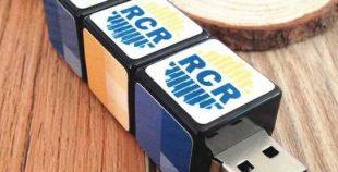 Pendrive memoria USB Rubik cubo