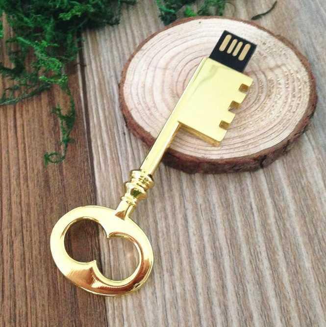 Pendrive memoria USB llave clasica