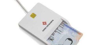 Lector tarjetas tipo chip DNI electrónico