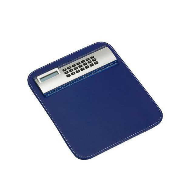 Alfombrilla con calculadora incorporada