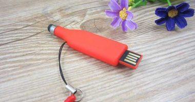 Memoria USB puntero táctil