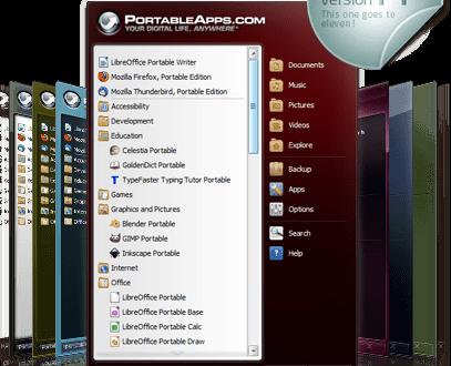 Software útil para memorias USB
