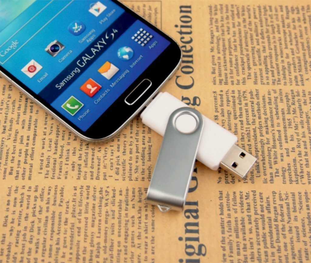 Pendrive USB OTG dual Android