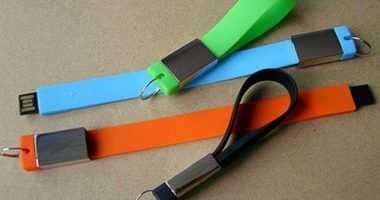 Pendrive llavero silicona USB personalizado