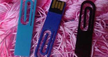 Memoria personalizada USB clip PVC