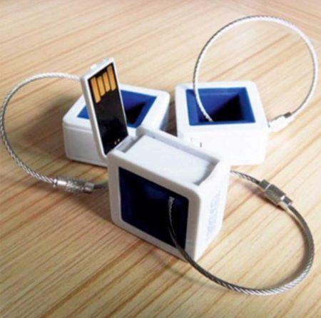 Pendrive llavero USB personalizado