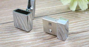 Pendrive personalizado memoria USB gemelos metal