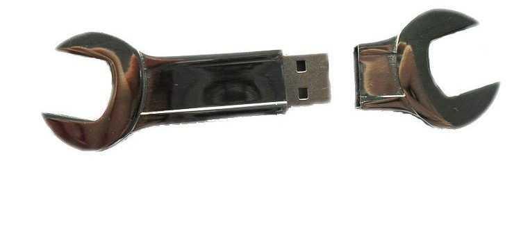 Llave herramienta pendrive USB