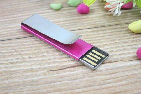 Pendrive USB clip metal