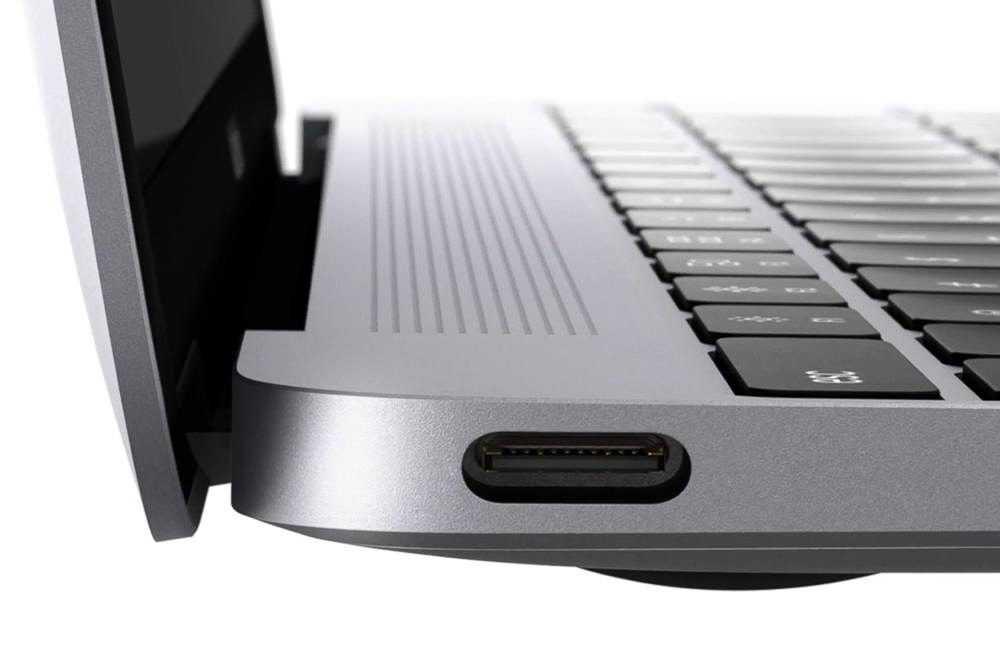 Puerto USB-C del nuevo MacBook