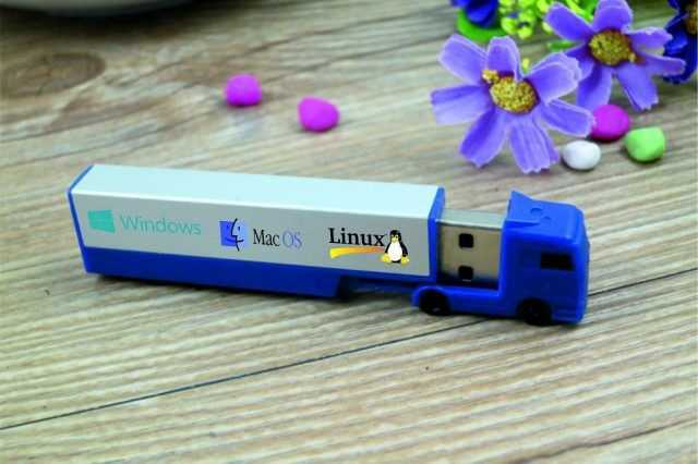 Memoria USB arranque Windows Linux MacOS