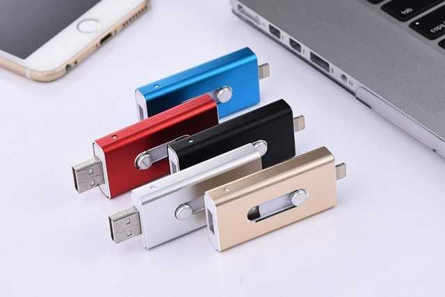 Memoria USB para iPhone y iPad