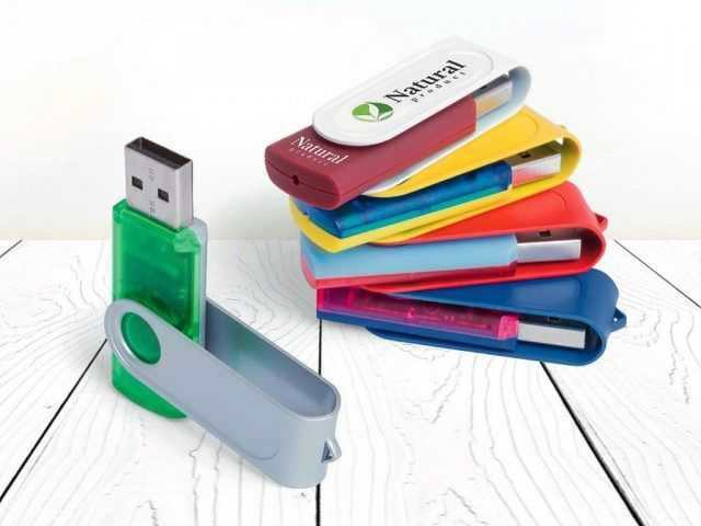 Memorias USB pendrives personalizados