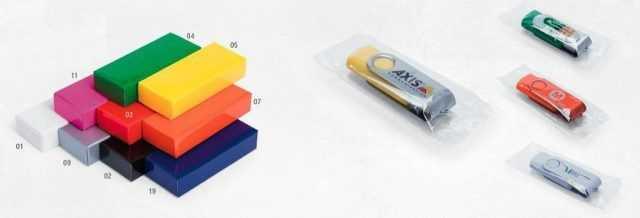 Packaging USB