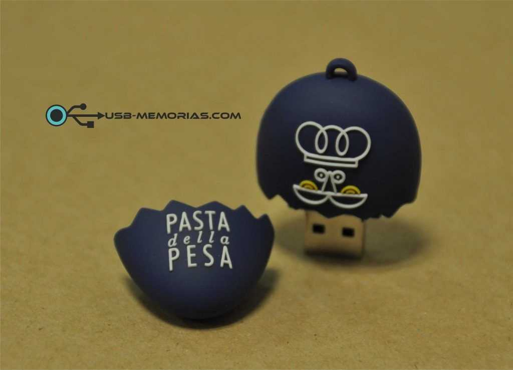 Pendrive USB forma 3D