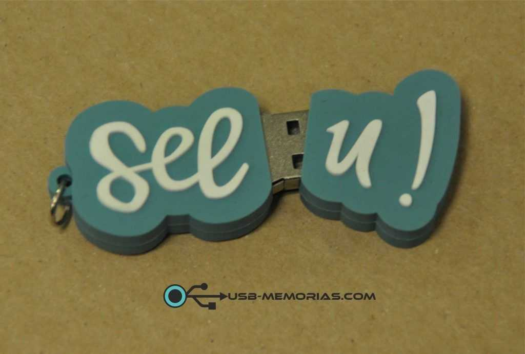 Pendrive USB custom llavero