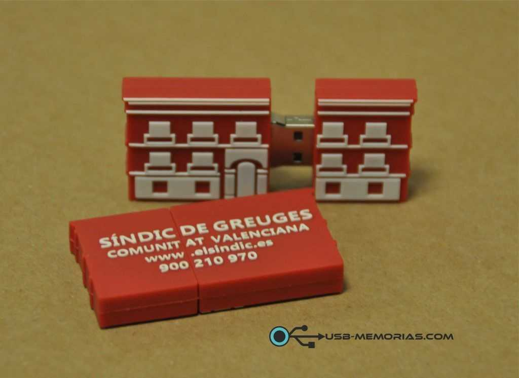 Pendrive memoria USB custom