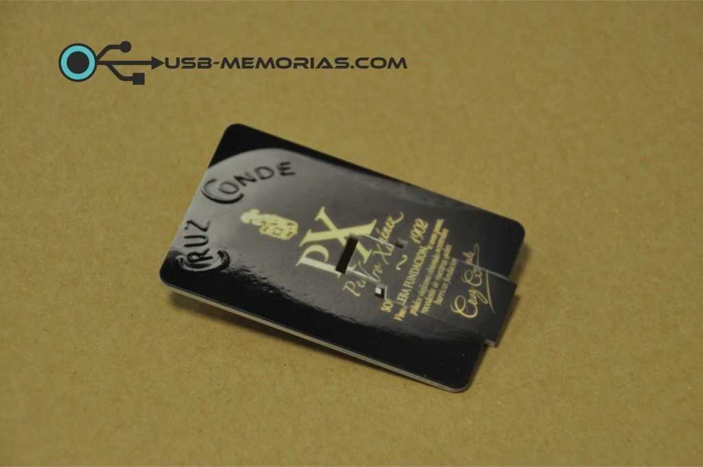 Tarjeta USB pendrive