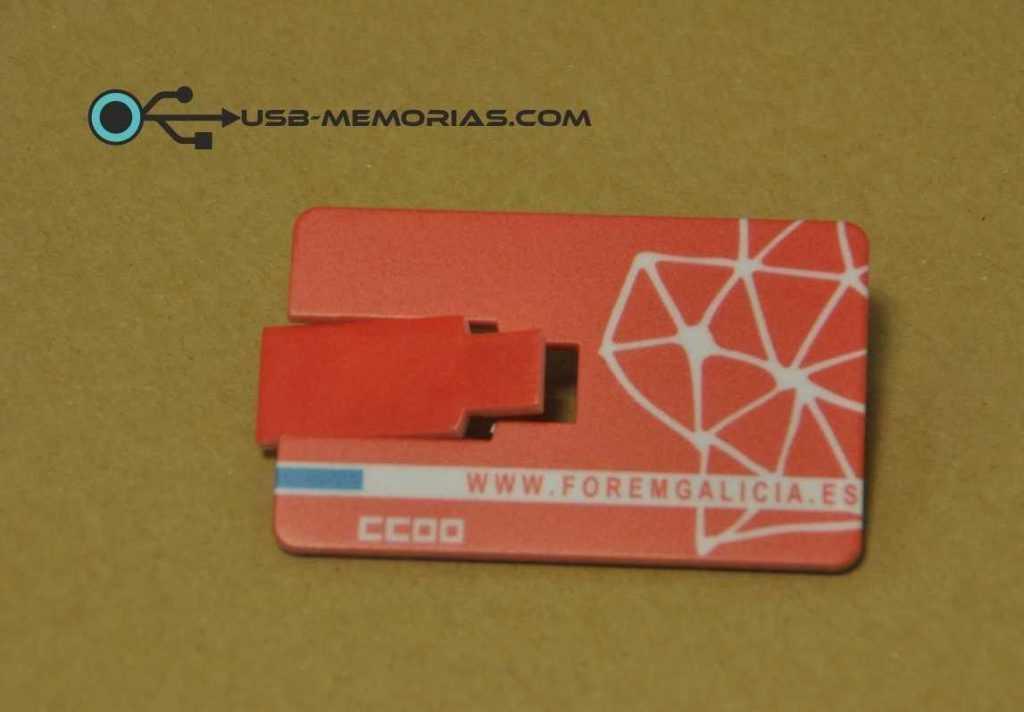Tarjeta USB CCOO