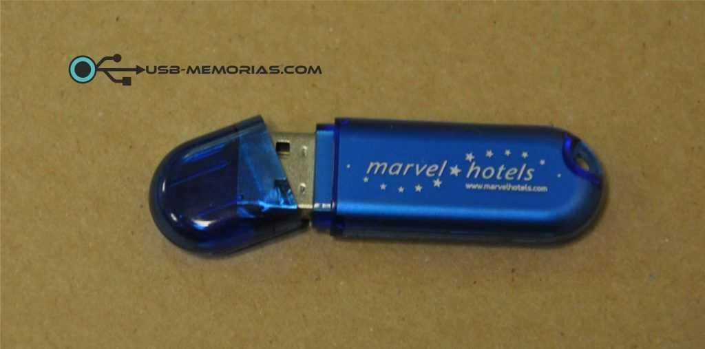 Pendrive USB PVC
