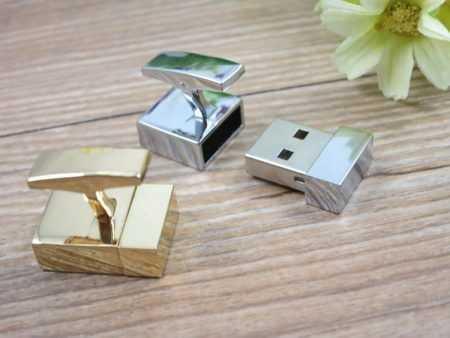 Memoria USB pendrive gemelos metal